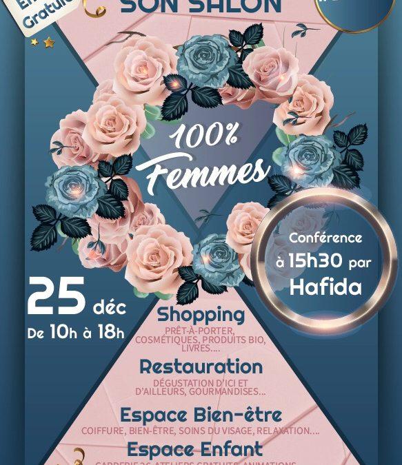 2ème édition du salon 100% femmes : à vos agendas !